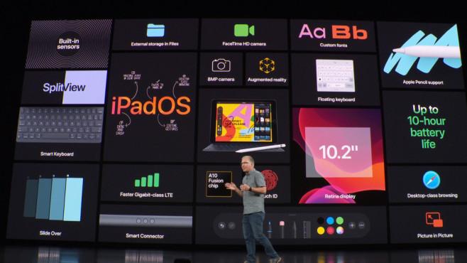 iPad 7. Generation©COMPUTER BILD