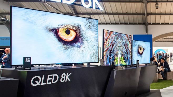 Samsung-QLED-Fernseher 2019©Samsung