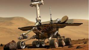 NASA-Roboter Opportunity auf dem Mars©dpa-Bildfunk