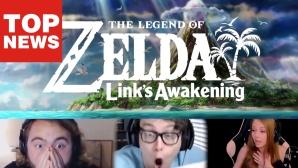 Zelda Link's Awakening Remake: Das Netz dreht durch©Nintendo