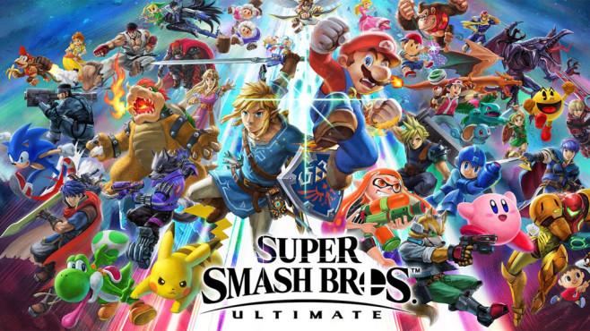 Super Smash Bros. Ultimate: Update©Nintendo