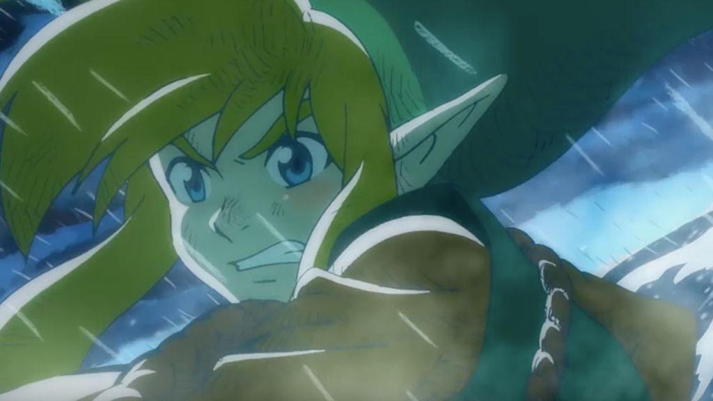 The Legend Of Zelda Links Awakening Remake Für Die Switch In
