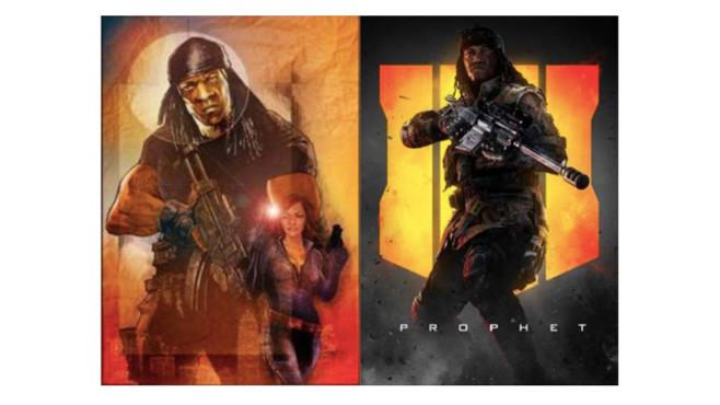 G.I. Joe vs. Prophet©Activision / Booker T. Huffman / potts-law.com