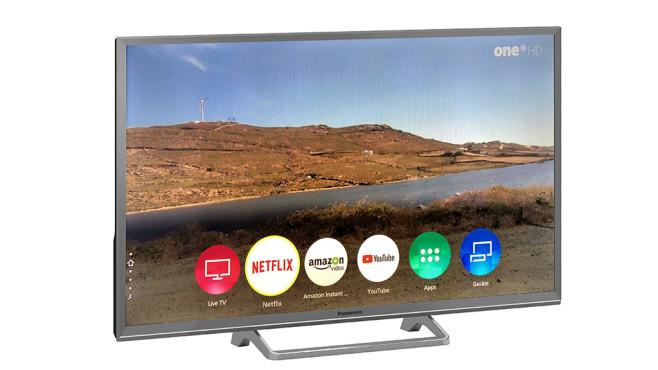 Neue Panasonic-Fernseher: Mehr OLED, weniger LCD Der Panasonic TX-32FSW504 bewährte sich im Test als gut ausgestatteter 80-Zentimter-Fernseher.©Panasonic, COMPUTER BILD