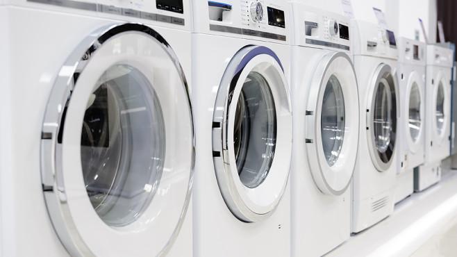 Real-Waschmaschinen: Topseller im Preis-Check Günstige Waschmaschinen bei Real? COMPUTER BILD macht den Preis-Check!©istock/starush