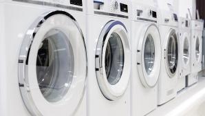 Real-Waschmaschinen: Topseller im Preis-Check G�nstige Waschmaschinen bei Real? COMPUTER BILD macht den Preis-Check!©istock/starush