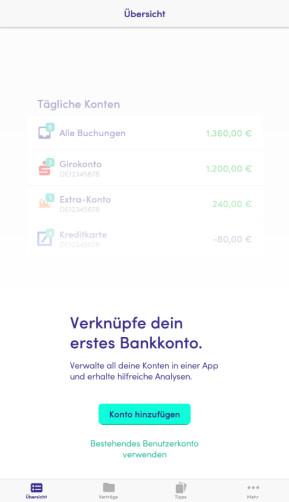 Finanzguru (Android-App)