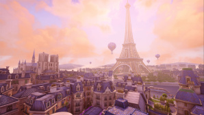 Overwatch: Paris © Blizzard