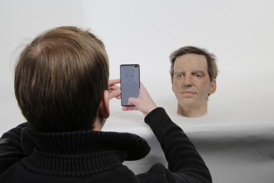 Gesichtserkennung: Knackbar? ©COMPUTER BILD