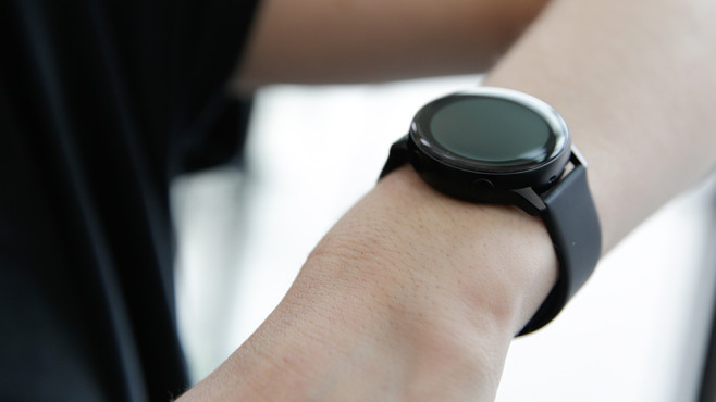 Samsung Galaxy Watch Active: Details © COMPUTER BILD