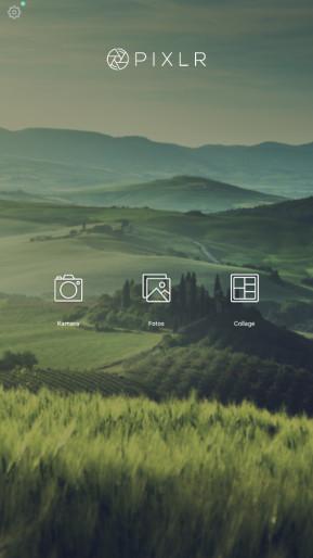 Pixlr (App für iPhone & iPad)