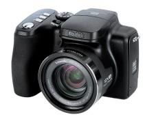 """Die """"Kodak Easyshare Z812 IS"""" hat einen riesigen Zoombereich."""