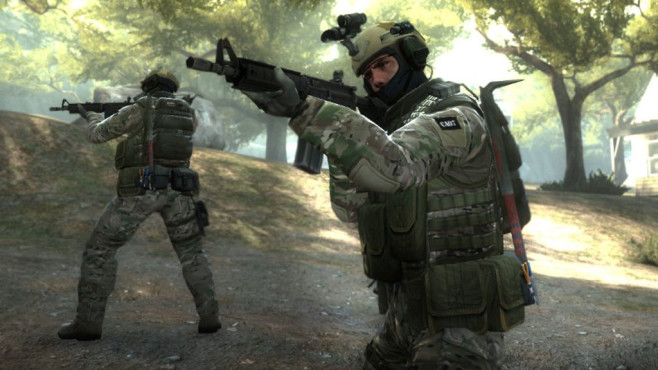 Counter-Strike – Global Offensive © Valve
