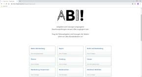 Abitur Aufgaben & Lösungen