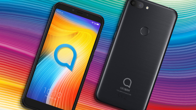 Alcatel 1S (2019) © TCL Communication, iStock.com/yewkeo