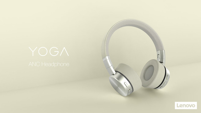 Lenovo Yoga ANC Headphones©Lenovo
