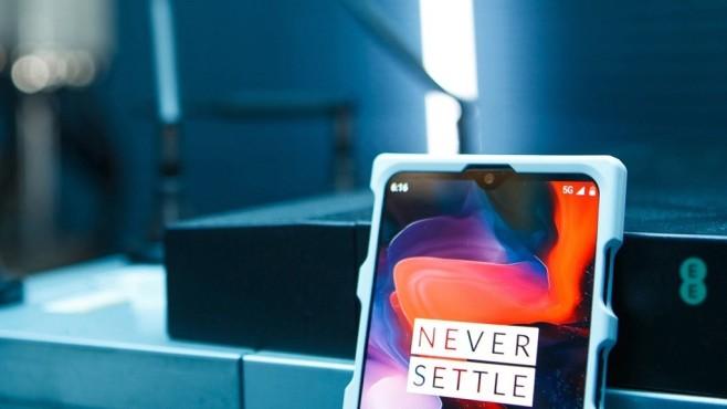 OnePlus 5G-Prototyp©OnePlus