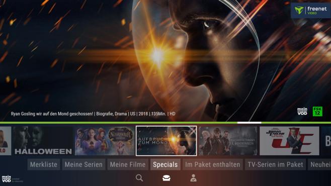 Freenet Video: Testen und 2 Jahre gratis nutzen©Freenet Video