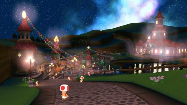 Super Mario Galaxy © Nintendo