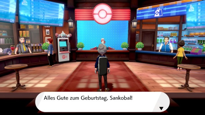 Pokémon Schwert Schild © Nintendo / Game Freak