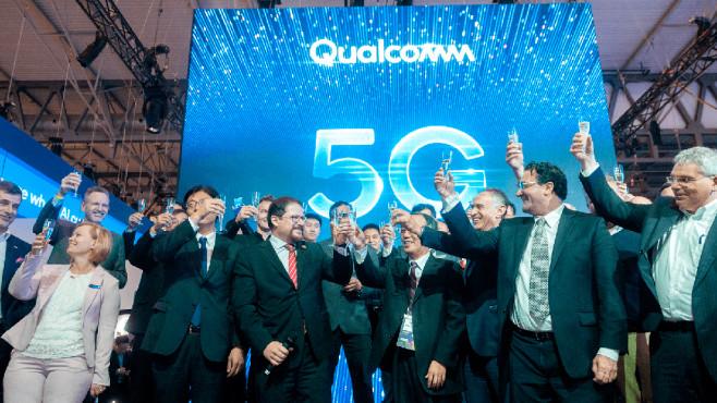 Qualcomms neuester Snapdragon kann 5G©Qualcomm