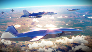 Boeing Airpower Teaming System©Boeing