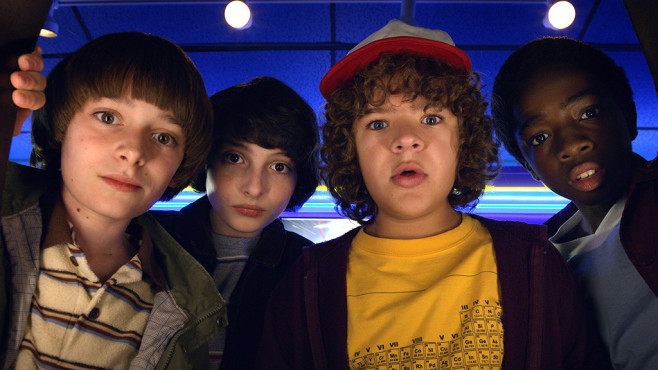 Stranger Things auf Netflix © Netflix