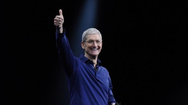 Apple-CEO Tim Cook©Apple