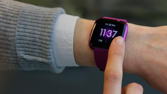 Fitbit Versa Lite©COMPUTER BILD