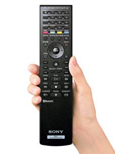 Sony Playstation 3 Mit der Fernbedienung (29,95 Euro) lässt sich  die Playstation wie ein DVD-Spieler steuern.