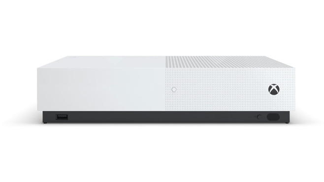 Xbox One S All-Digital Edition © Microsoft