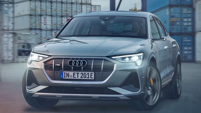 Audi e-tron Sportback©Audi