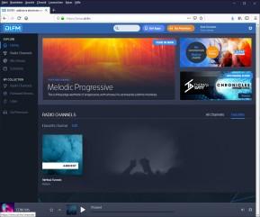 di.fm: Webradio für elektronische Musik