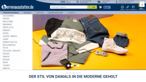 Exklusiver Gutschein bei herrenausstatter.de©PR/Screenshot www.herrenausstatter.de