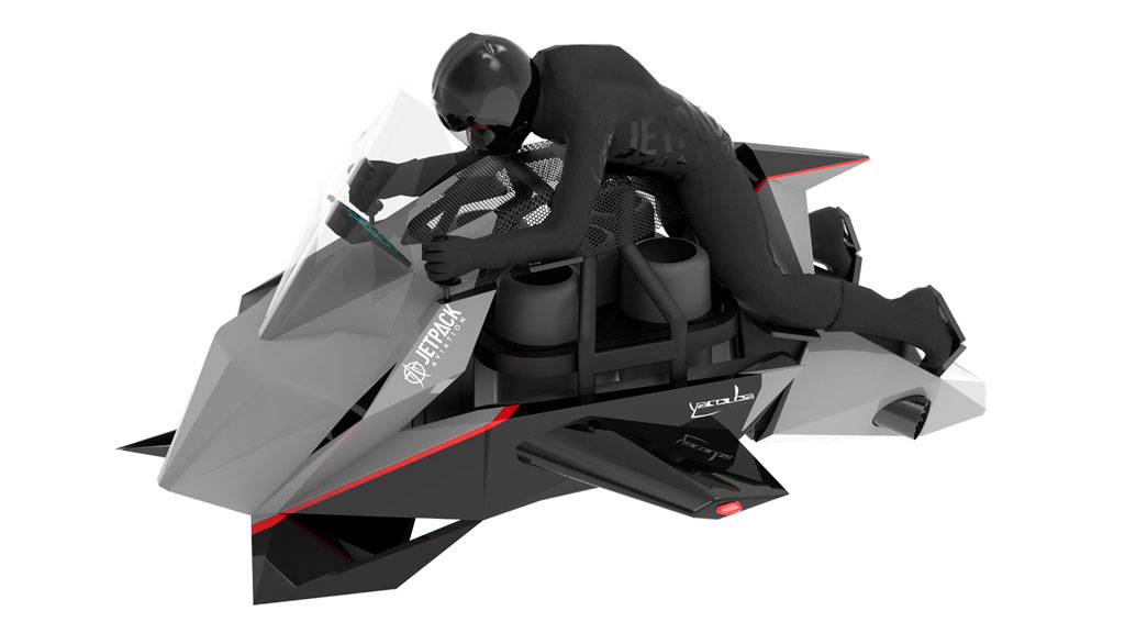 the speeder fliegendes motorrad kommt computer bild. Black Bedroom Furniture Sets. Home Design Ideas