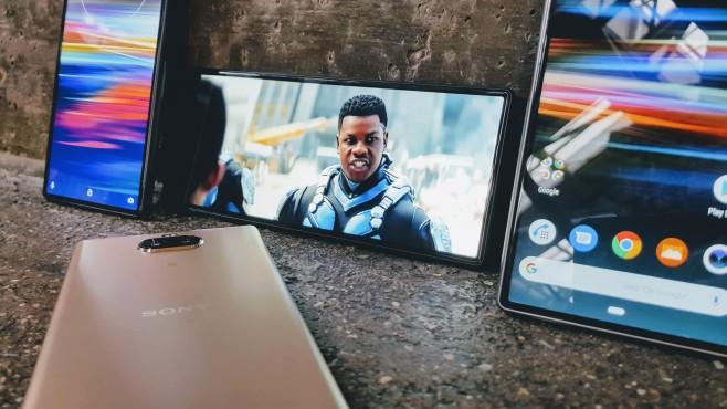 Sony Xperia X10 und Xperia X10 Plus: Praxis-Test der langen Mittelklasse©COMPUTER BILD/MIchael Huch