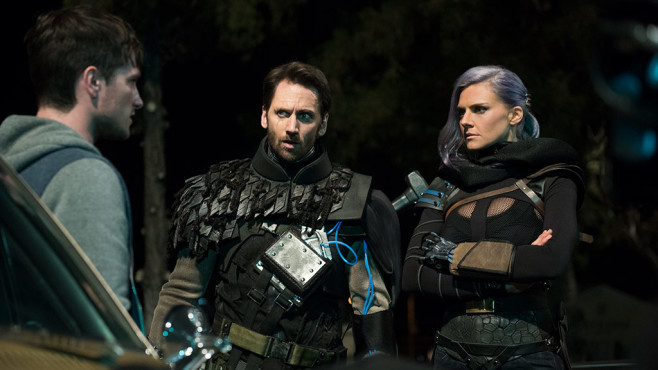 Future Man ©Sony Pictures Entertainment