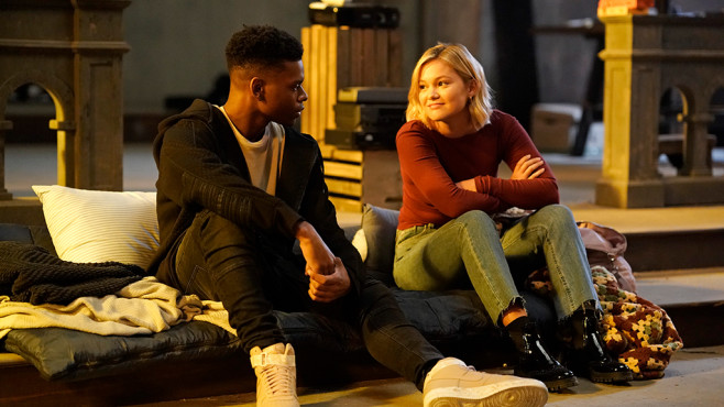 Marvel's Cloak & Dagger © Disney