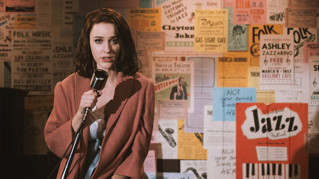 The Marvelous Mrs. Maisel © Amazon Studios
