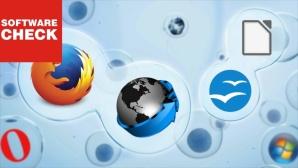 ©istock/nikbananik, Firefox, Waterfox, OpenOffice, Opera, Microsoft