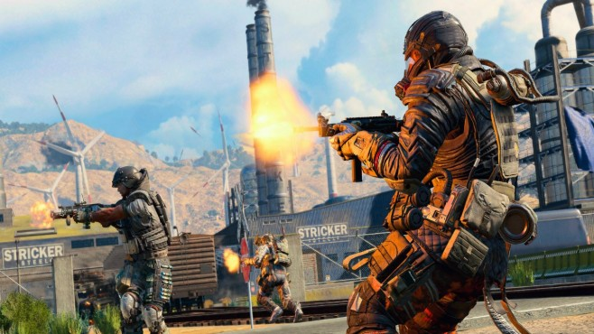 Call of Duty – Black Ops 4: Blackout©Activision