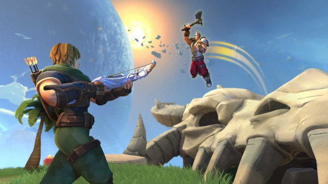 Paladins – Realm Royale©Heroic Leap Games