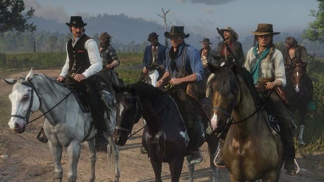 Red Dead Redemption 2 – Make it Count©Rockstar Games