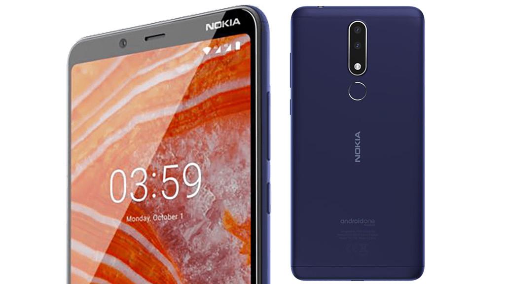 Nokia 3.1 Plus bei Aldi Nord©Aldi, Nokia