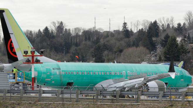Boeing 737 Max©dpa-Bildfunk