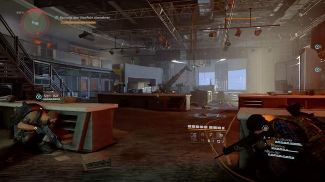 The Division 2: Schnell leveln! In der Gruppe leveln Sie am schnellsten hoch!©Ubisoft