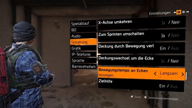 The Division 2: Schnell leveln! Sich schnell um Ecken bewegen entscheidet häufig über Leben und Tod.©Ubisoft