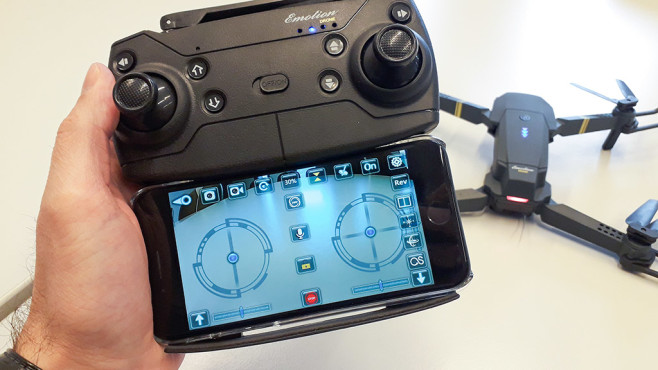 DroneX Pro Controller©COMPUTER BILD