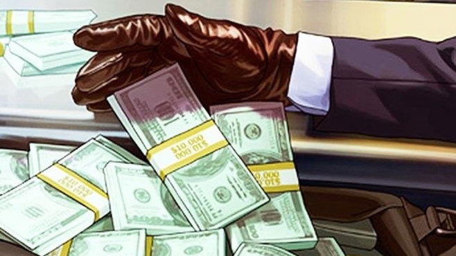 GTA Online: Geldstrafe©Rockstar Games