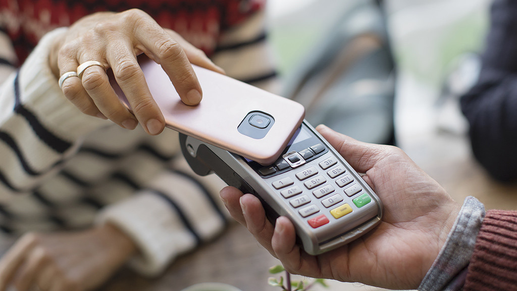 Handy Bezahlen